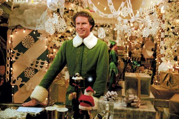 buddy der weihnachtself dvd