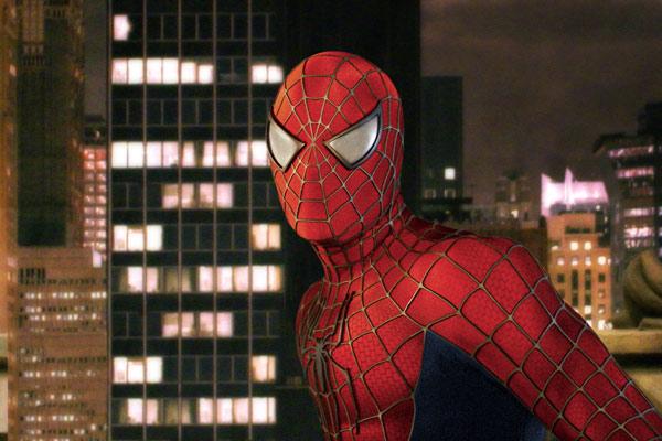 Spider-Man 2 : Bild Tobey Maguire