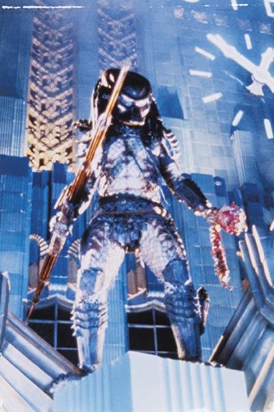Predator 2 : Bild Kevin Peter Hall