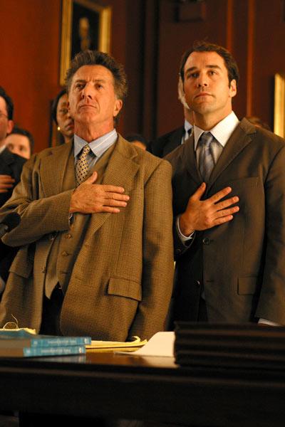 Das Urteil - Jeder ist käuflich : Bild Dustin Hoffman, Jeremy Piven