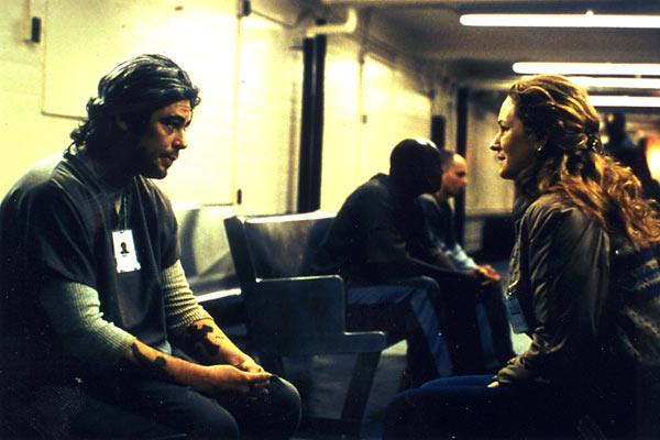 21 Gramm : Bild Benicio Del Toro