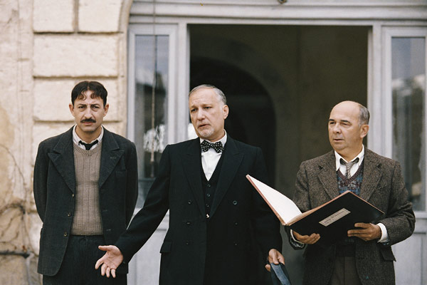 Die Kinder des Monsieur Mathieu : Bild François Berléand, Gérard Jugnot, Kad Merad