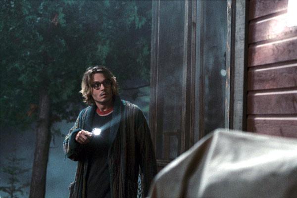 Das geheime Fenster : Bild David Koepp, Johnny Depp