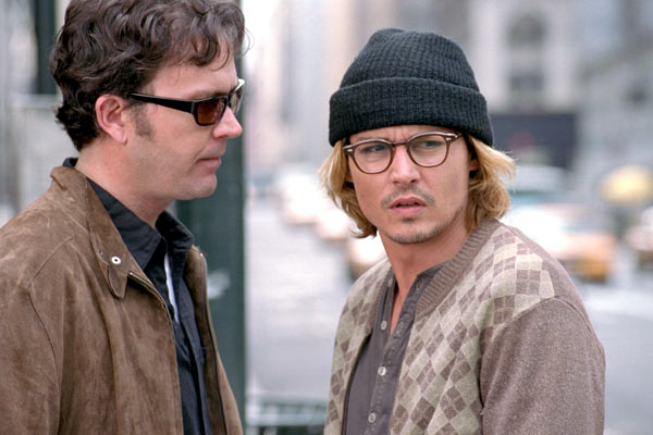 Das geheime Fenster : Bild David Koepp, Johnny Depp, Timothy Hutton