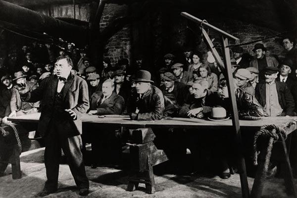 M - Eine Stadt sucht einen Mörder : Bild Peter Lorre