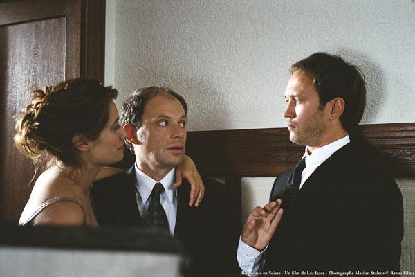 Welcome in Switzerland : Bild Denis Podalydès, Emmanuelle Devos, Vincent Perez
