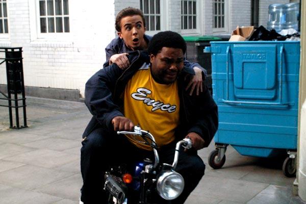 Agent Cody Banks 2: Mission London : Bild Anthony Anderson, Frankie Muniz