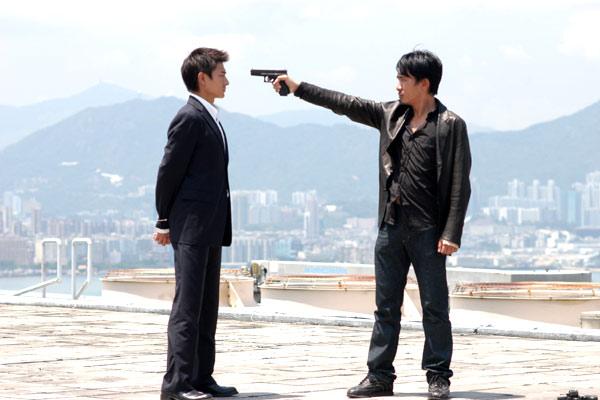 Infernal Affairs : Bild Alan Mak, Wai Keung Lau