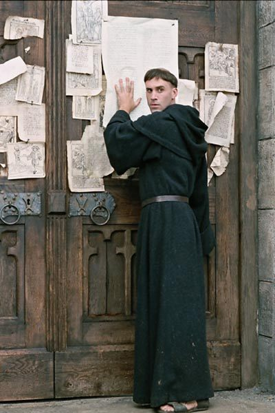 Luther : Bild Joseph Fiennes