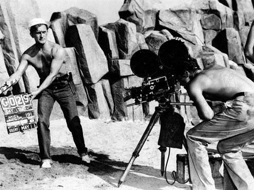 Stadt der Illusionen : Bild Kirk Douglas, Vincente Minnelli