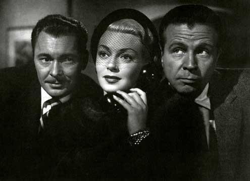Stadt der Illusionen : Bild Barry Sullivan, Dick Powell, Lana Turner, Vincente Minnelli