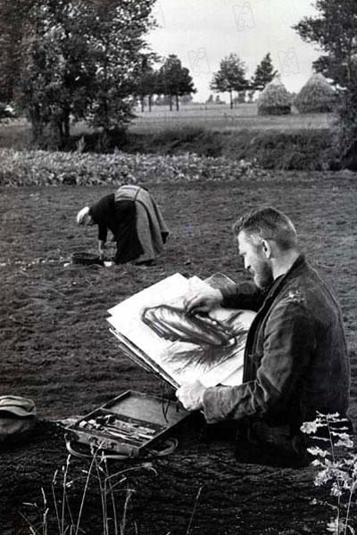 Vincent van Gogh - Ein Leben in Leidenschaft : Bild Kirk Douglas