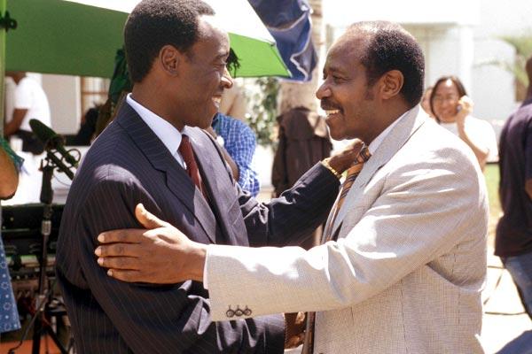 Hotel Ruanda : Bild Don Cheadle, Paul Rusesabagina