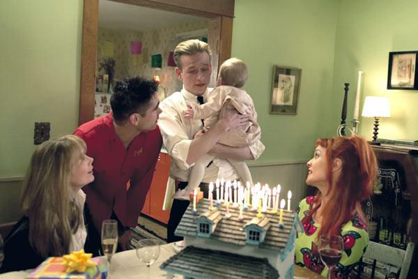 Ein Zuhause am Ende der Welt : Bild Colin Farrell, Michael Mayer, Robin Wright, Sissy Spacek