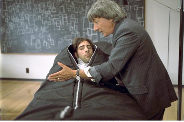 I Heart Huckabees : Bild Dustin Hoffman, Jason Schwartzman