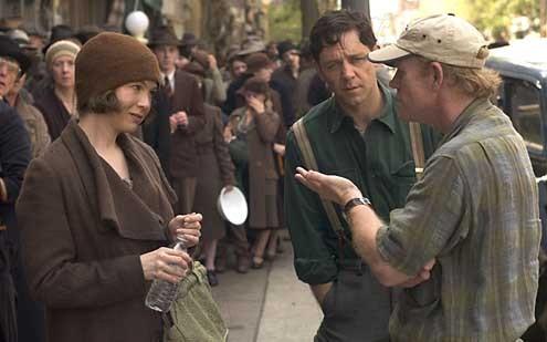 Das Comeback : Bild Renée Zellweger, Ron Howard, Russell Crowe