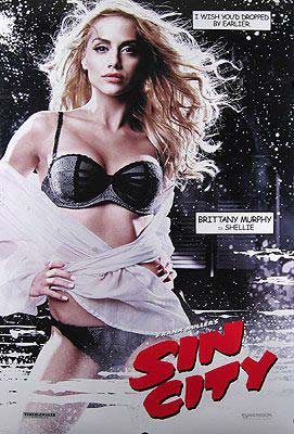 Sin City : Kinoposter