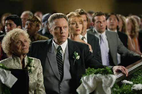 Die Hochzeits-Crasher : Bild Christopher Walken, Ellen Albertini Dow, Jane Seymour
