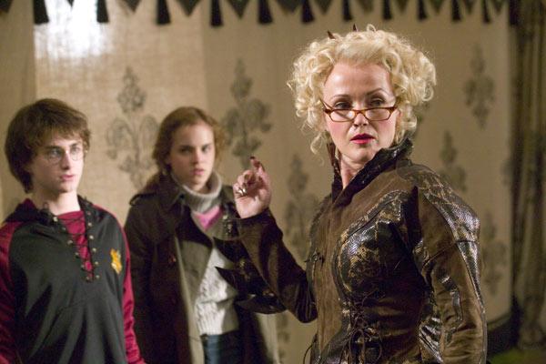 Harry Potter und der Feuerkelch : Bild Daniel Radcliffe, Emma Watson, Miranda Richardson
