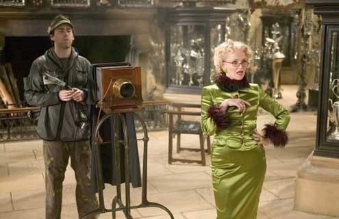 Harry Potter und der Feuerkelch : Bild Miranda Richardson
