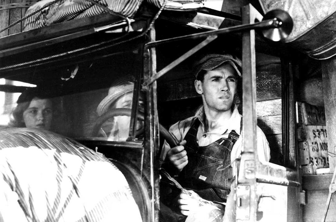 Früchte des Zorns : Bild Henry Fonda, John Ford