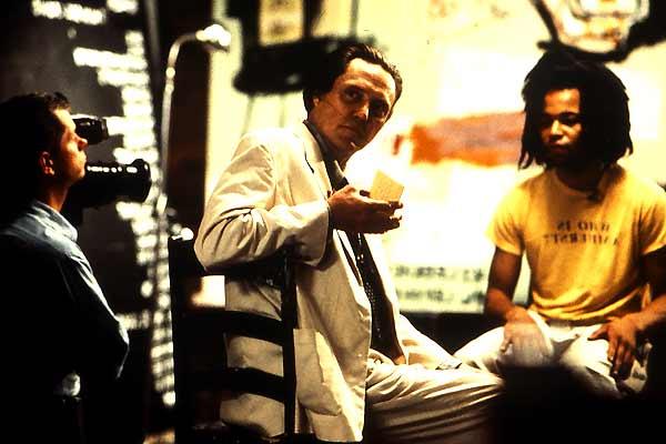 Basquiat : Bild Christopher Walken, Jeffrey Wright, Julian Schnabel