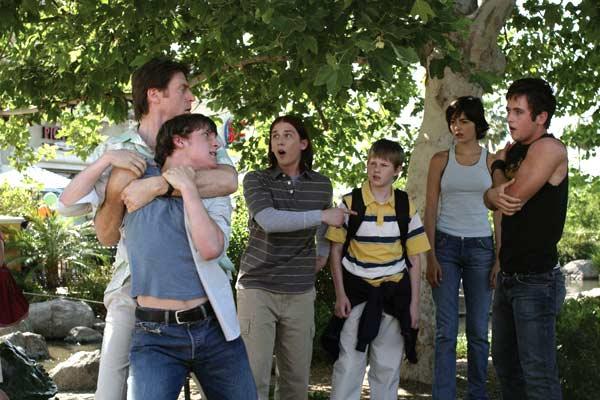 Glück in kleinen Dosen : Bild Arie Posin, Camilla Belle, Jamie Bell, Justin Chatwin, Lou Taylor Pucci