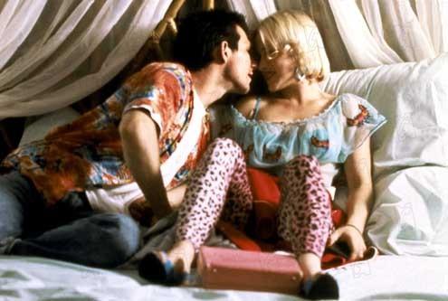 True Romance : Bild Christian Slater, Patricia Arquette