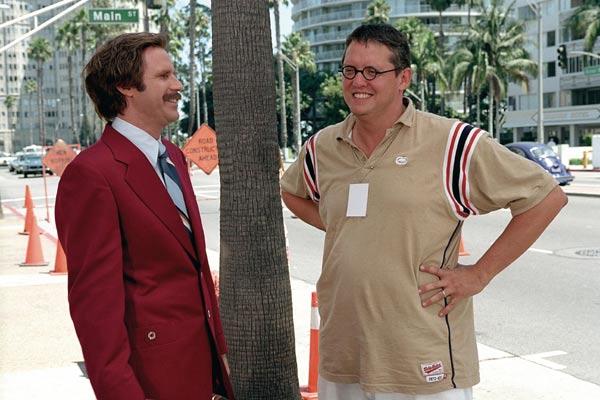 Anchorman - Die Legende von Ron Burgundy : Bild Adam McKay, Will Ferrell