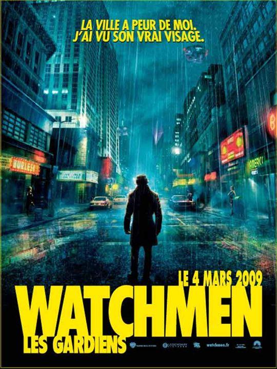 Watchmen - Die Wächter : Kinoposter