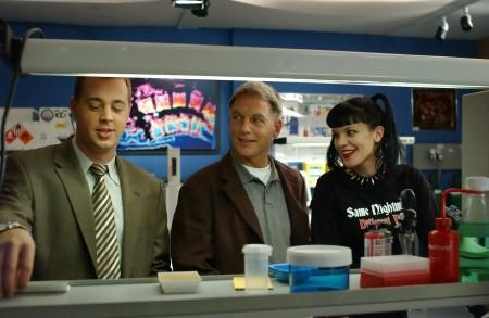 Navy CIS : Bild Mark Harmon, Pauley Perrette, Sean Murray