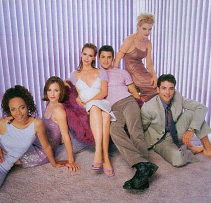 Bild Diego Serrano, Gina Ravera, Jennifer Garner, Jennifer Love Hewitt, Johnathon Schaech