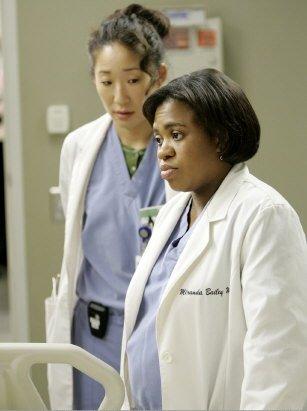 Grey's Anatomy - Die jungen Ärzte : Bild Chandra Wilson, Sandra Oh