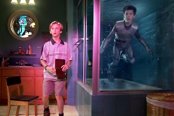 Die Abenteuer von Sharkboy und Lavagirl : Bild Cayden Boyd, Taylor Lautner
