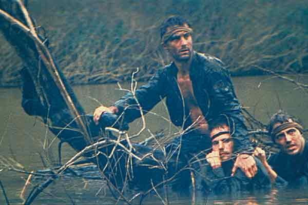 Die durch die Hölle gehen : Bild Christopher Walken, John Savage, Michael Cimino, Robert De Niro