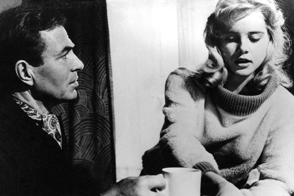 Lolita : Bild James Mason, Sue Lyon