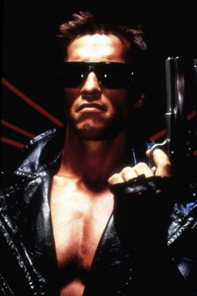 Terminator: Arnold Schwarzenegger