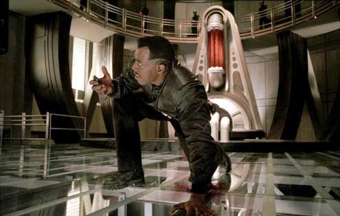 Blade 2 : Bild Wesley Snipes