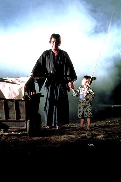 Okami 4 - Die tätowierte Killerin : Bild Buichi Saito, Tomisaburo Wakayama