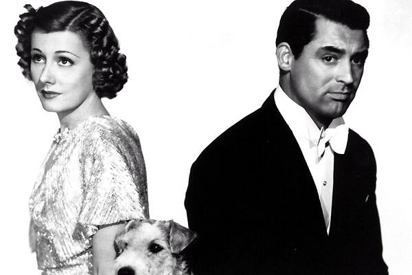 Die schreckliche Wahrheit : Bild Cary Grant, Irene Dunne, Leo McCarey