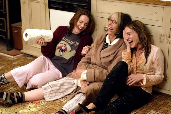 Die Familie Stone : Bild Diane Keaton, Rachel McAdams, Sarah Jessica Parker, Thomas Bezucha