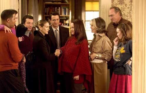 Die Familie Stone : Bild Craig T. Nelson, Dermot Mulroney, Diane Keaton, Sarah Jessica Parker, Thomas Bezucha