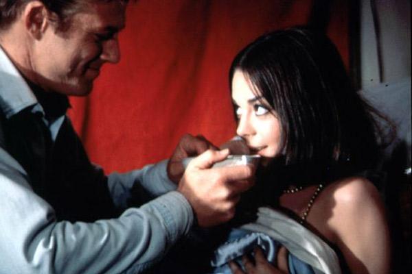 Dieses Mädchen ist für alle : Bild Natalie Wood, Robert Redford