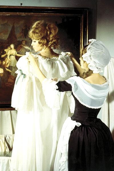 Angélique, 2. Teil : Bild Bernard Borderie, Michèle Mercier