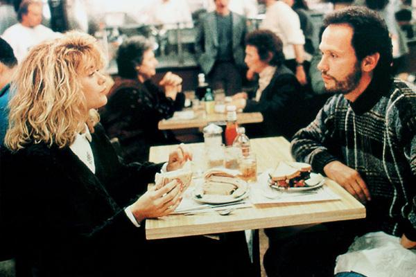 Harry und Sally : Bild Billy Crystal, Meg Ryan, Rob Reiner