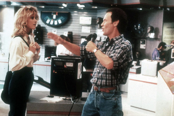 Harry und Sally : Bild Billy Crystal, Meg Ryan