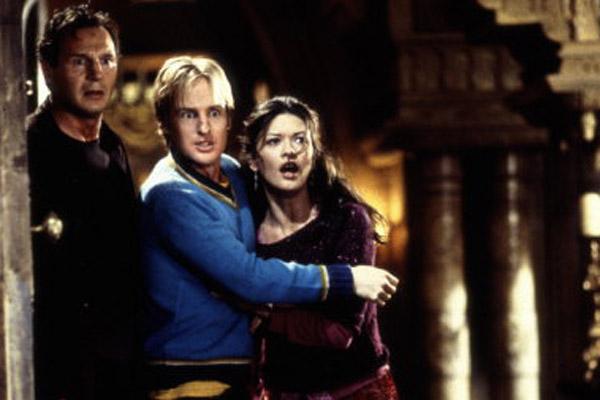 Das Geisterschloss : Bild Catherine Zeta-Jones, Jan de Bont, Liam Neeson, Owen Wilson