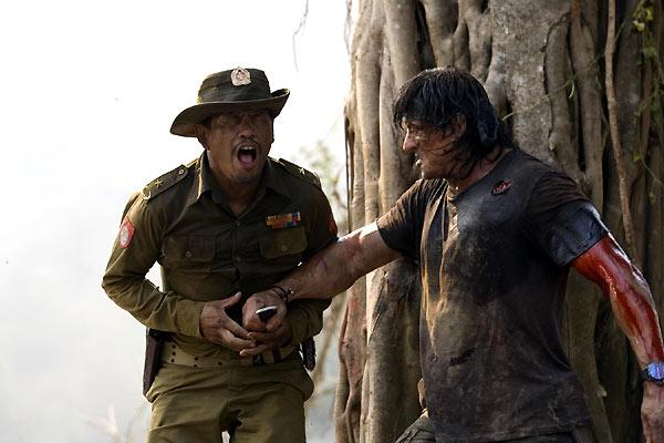 John Rambo : Bild Sylvester Stallone