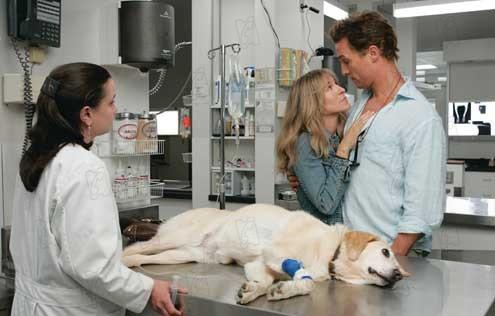 Zum Ausziehen verführt : Bild Matthew McConaughey, Sarah Jessica Parker, Tom Dey