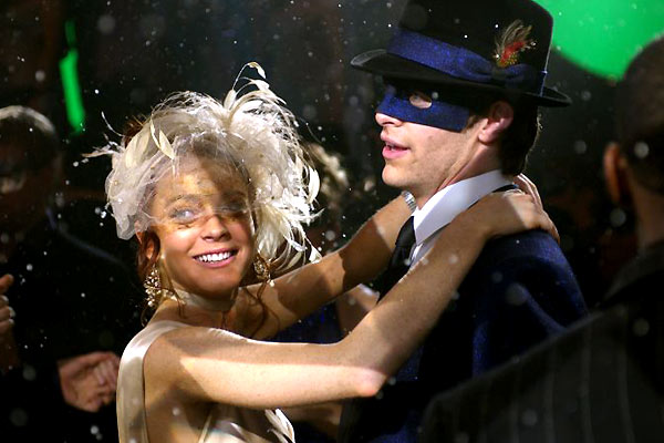 Zum Glück geküsst : Bild Chris Pine, Donald Petrie, Lindsay Lohan
